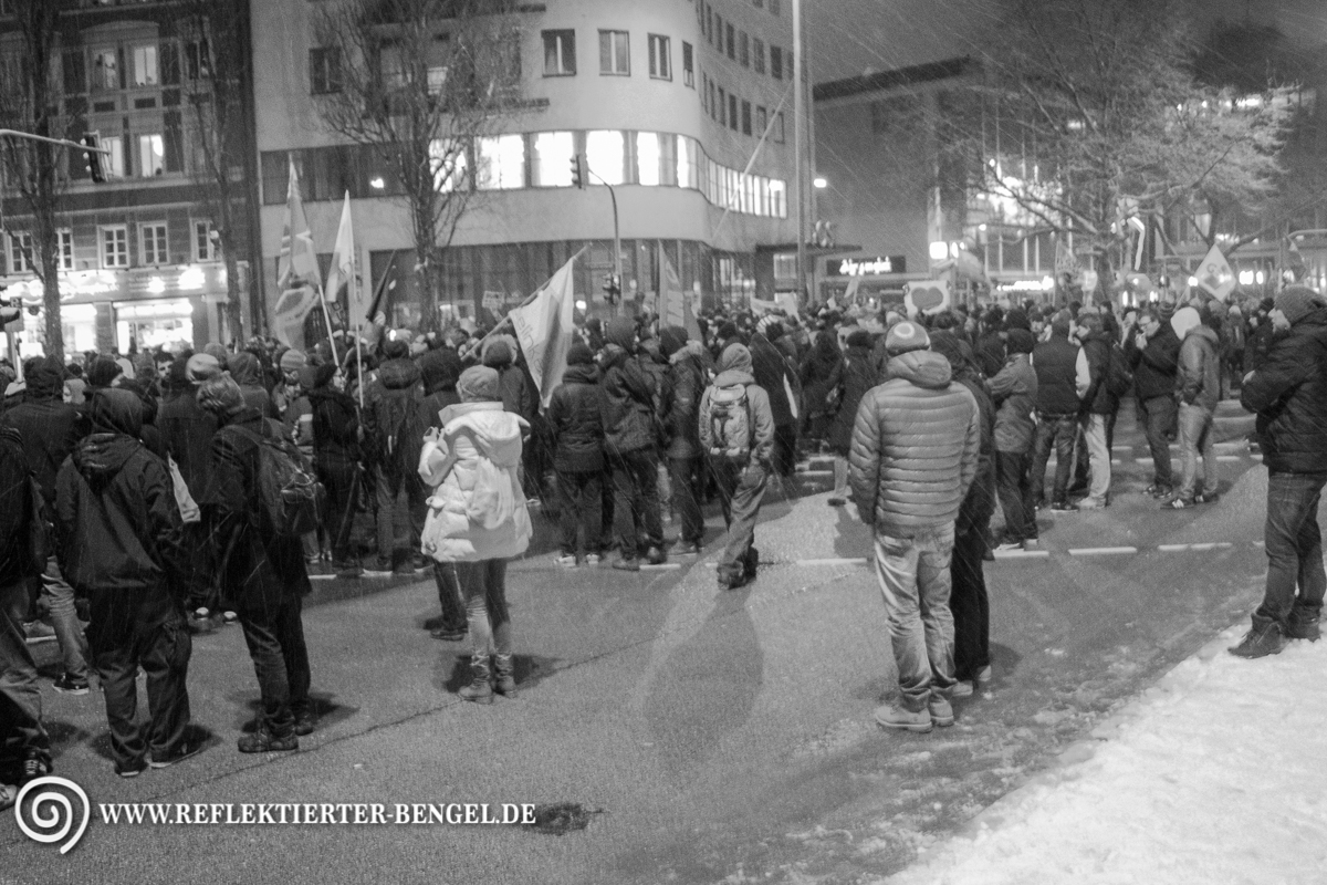02.02.15 München - Bagida Demonstration