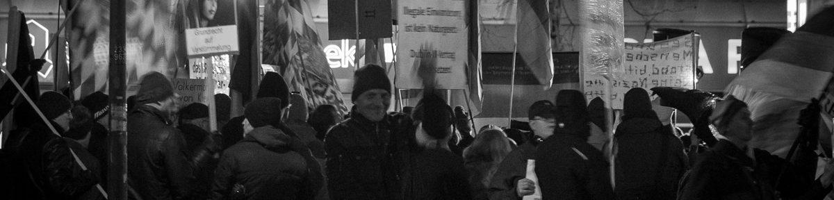 Bagida Demonstriert erneut in München