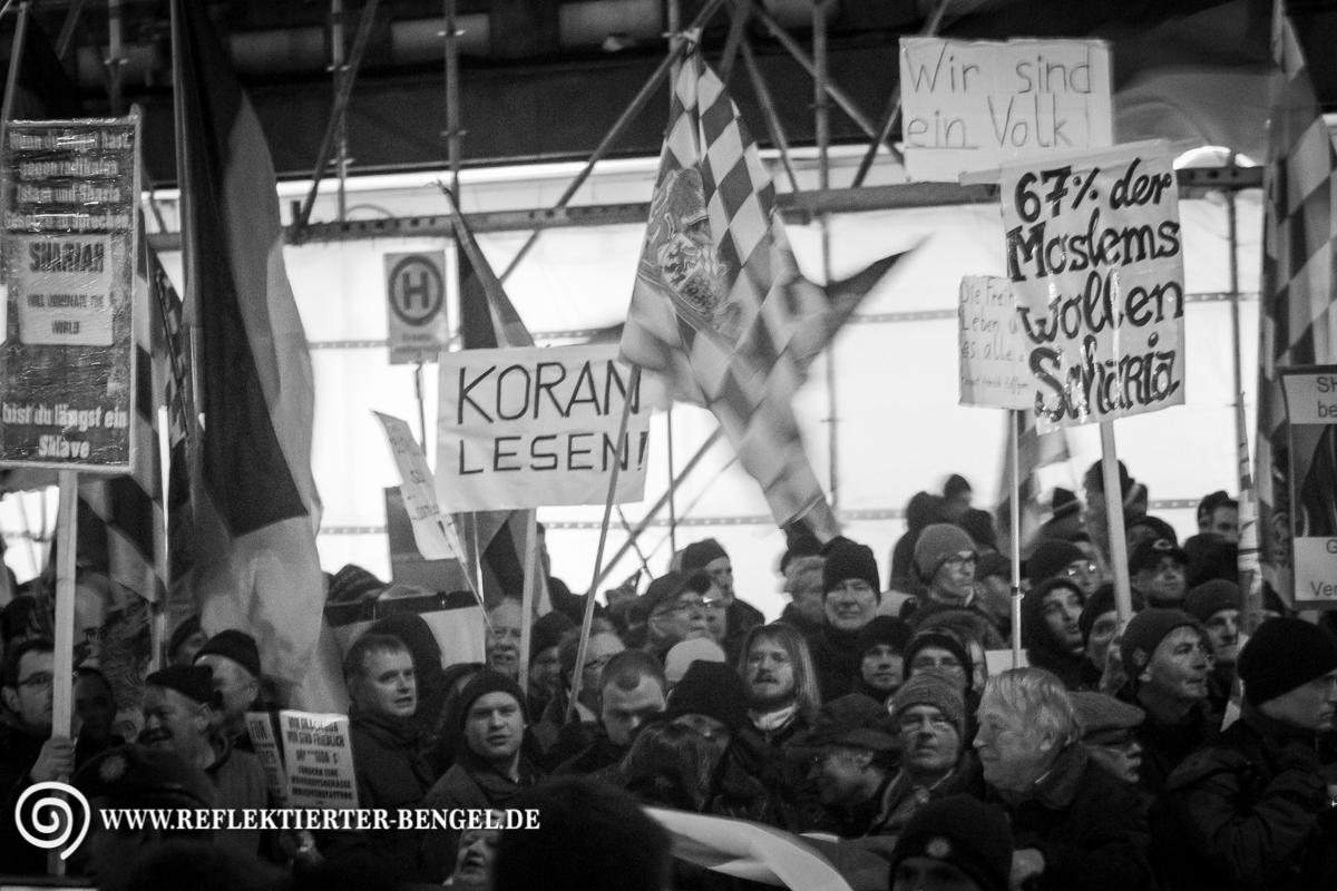 23.02.15 München - Bagida Aufmarsch
