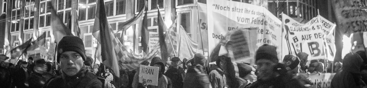 BAGIDA Demonstration am 02.03.15