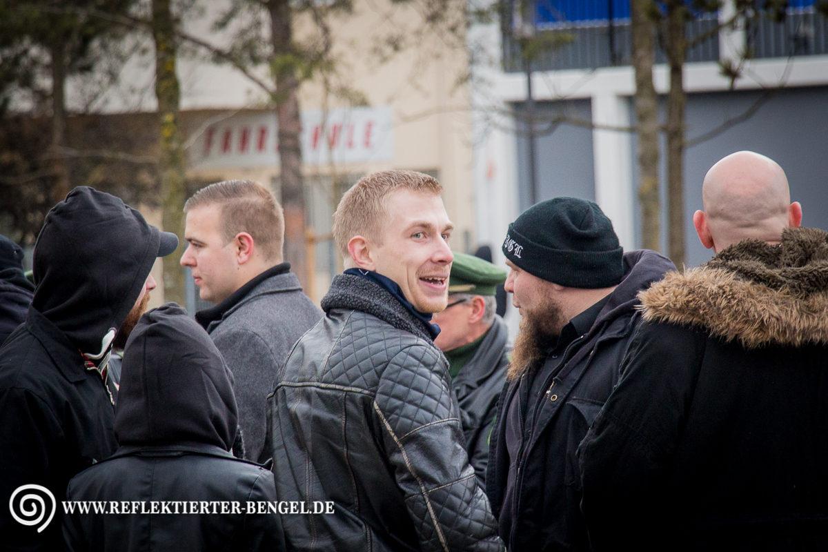 28.02.15 München - Der III. Weg Thomas Schatt