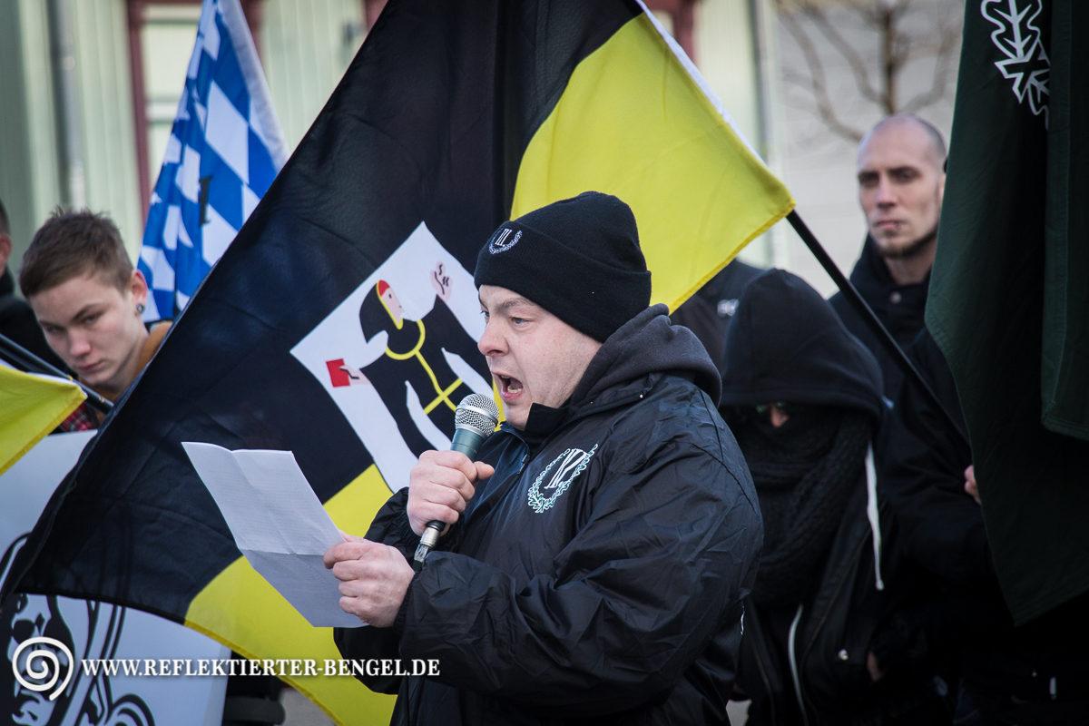 28.02.15 München - Der III. Weg