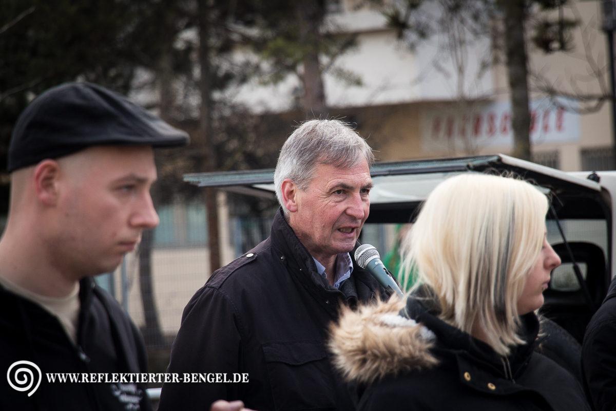 28.02.15 München - Der III. Weg Roland Wuttke