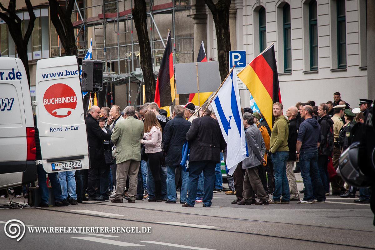 04.05.15 München - Pegida München