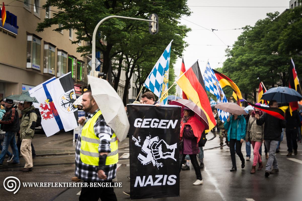 15.06.15 München - Pegida München