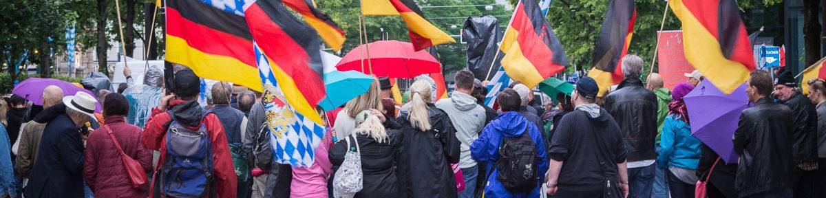 Pegida München – Angriffe auf Pressevertreter