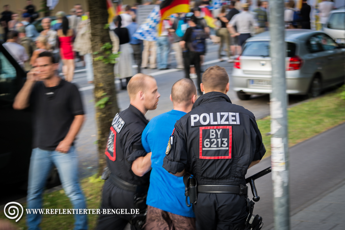 06.07.15 München - Pegida München