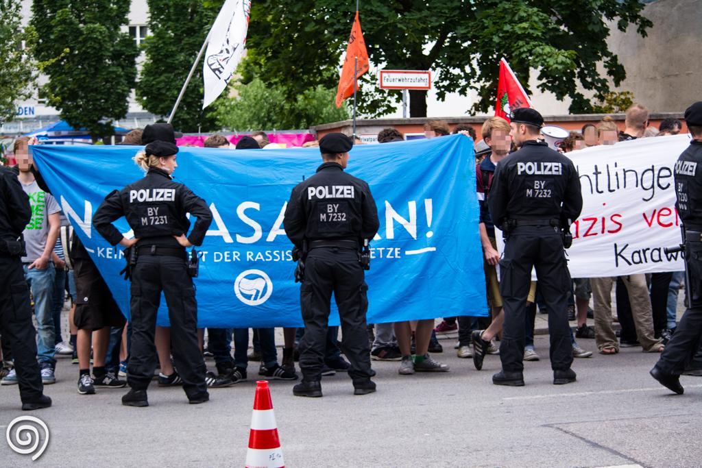 09.07.15 München - Kundgebung EWH