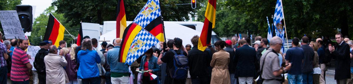 PEGIDA München – Immer das Gleiche