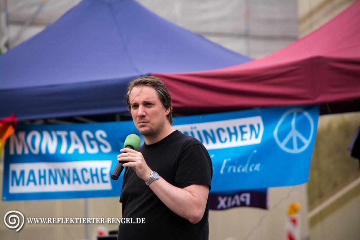 18.07.15 München - Mahnwachen Spezial