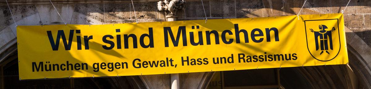 Pegida München – Großkundgebung am Marienplatz