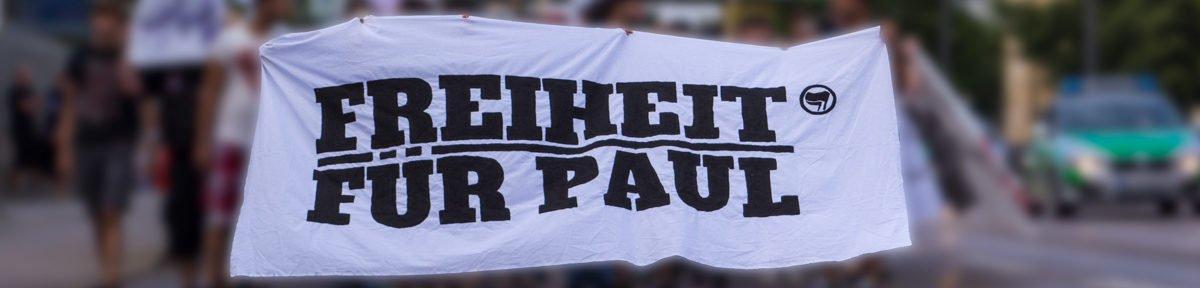 Soli-Demo für verhafteten Antifaschisten