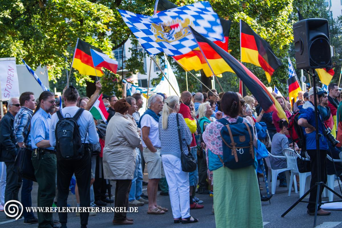 27.07.15 München - Pegida München