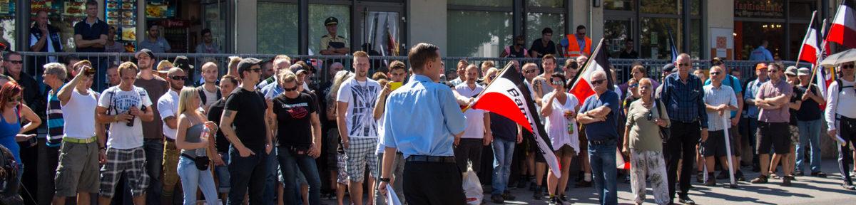 Rosenheim – keine Stadt für Neonazis