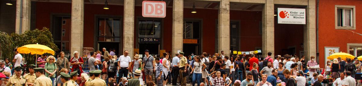 Refugees Welcome – München packt an