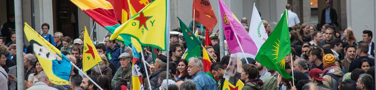 Demo gegen den Terror türkischer Nationalist*innen