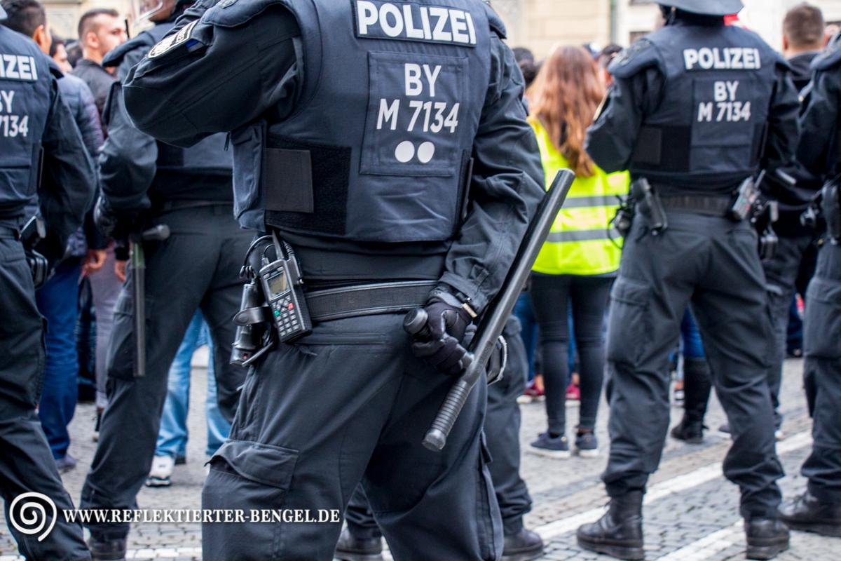 20.09.15 München - Demo Türkischer Nationalist*innen