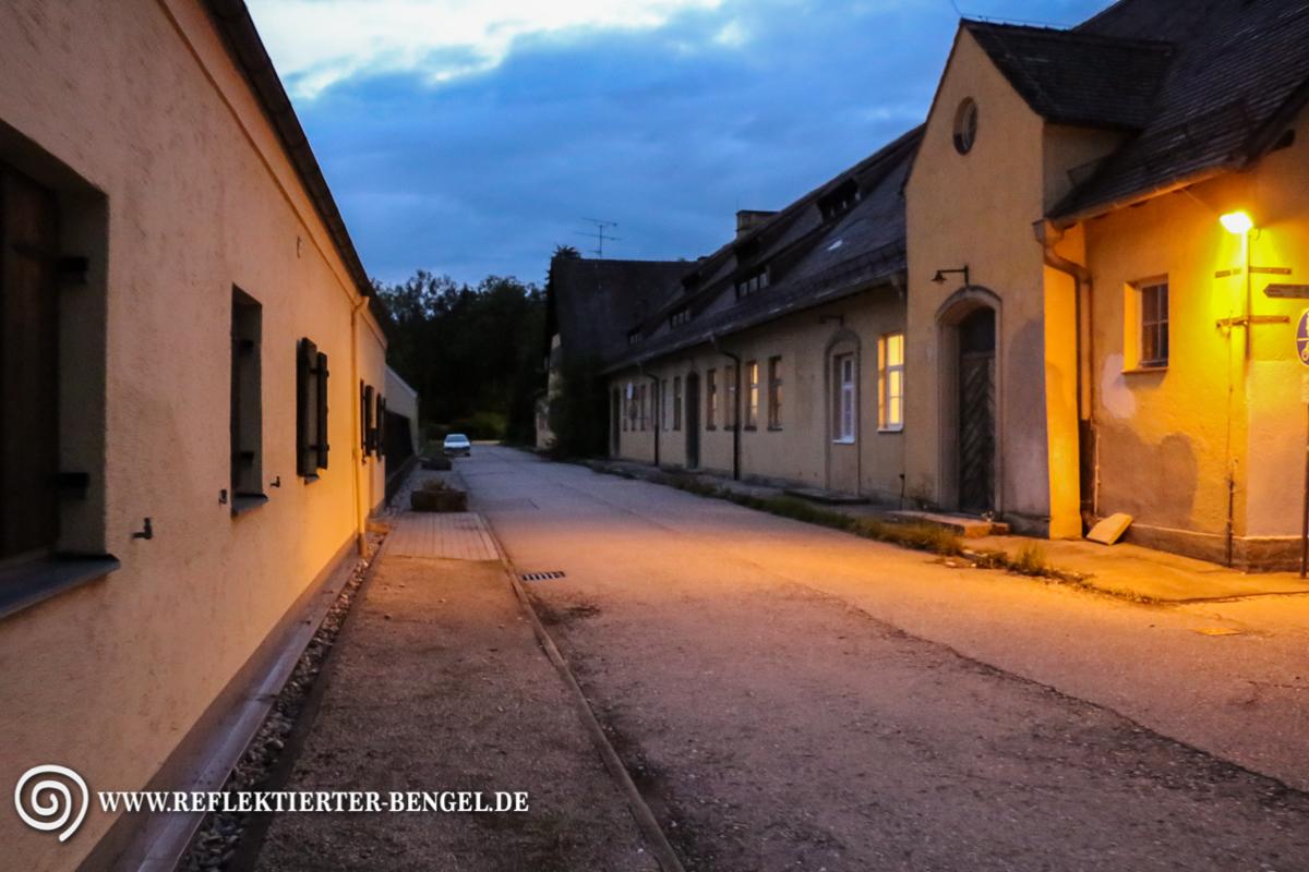 Dachau Flüchtlingsunterkunft Konzentrationslager Flüchtlinge