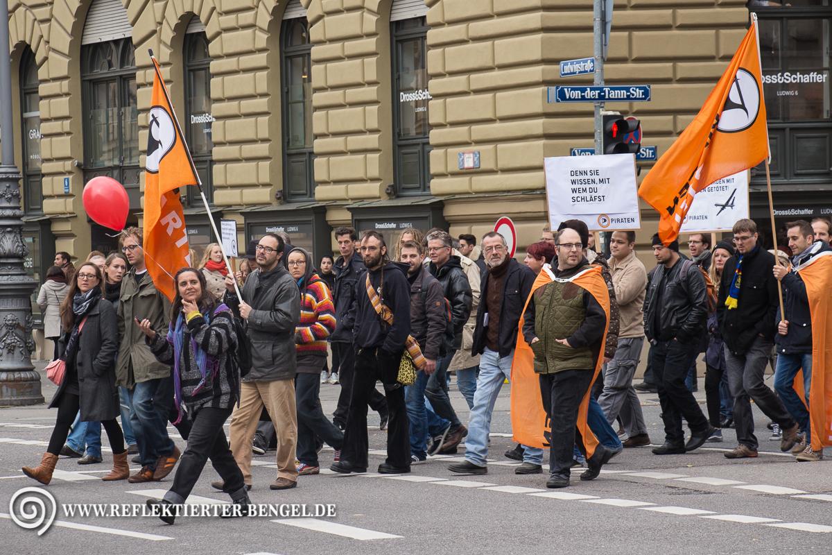 10.10.15 München - Freiheit statt Angst
