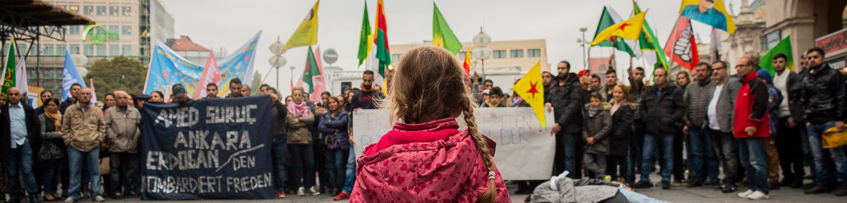Gedenken an die Anschlagsopfer in Ankara