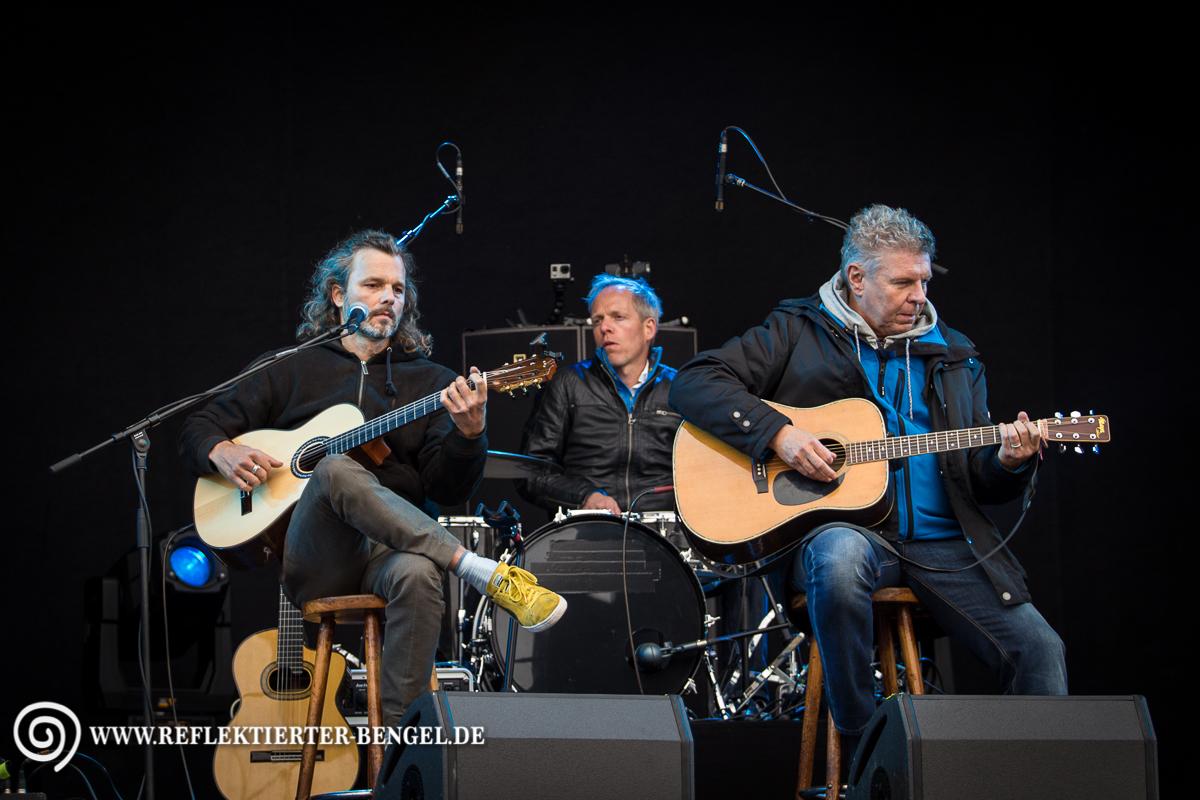 11.10.15 München - Konzert: Wir Stimmen für geflüchtete Dieter Reiter Dreiviertelblut