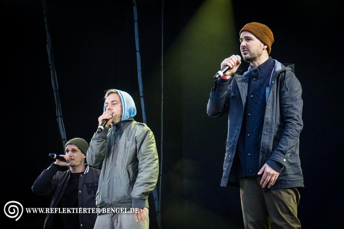 11.10.15 München - Konzert: Wir Stimmen für geflüchtete Schu vs. Blumentopf