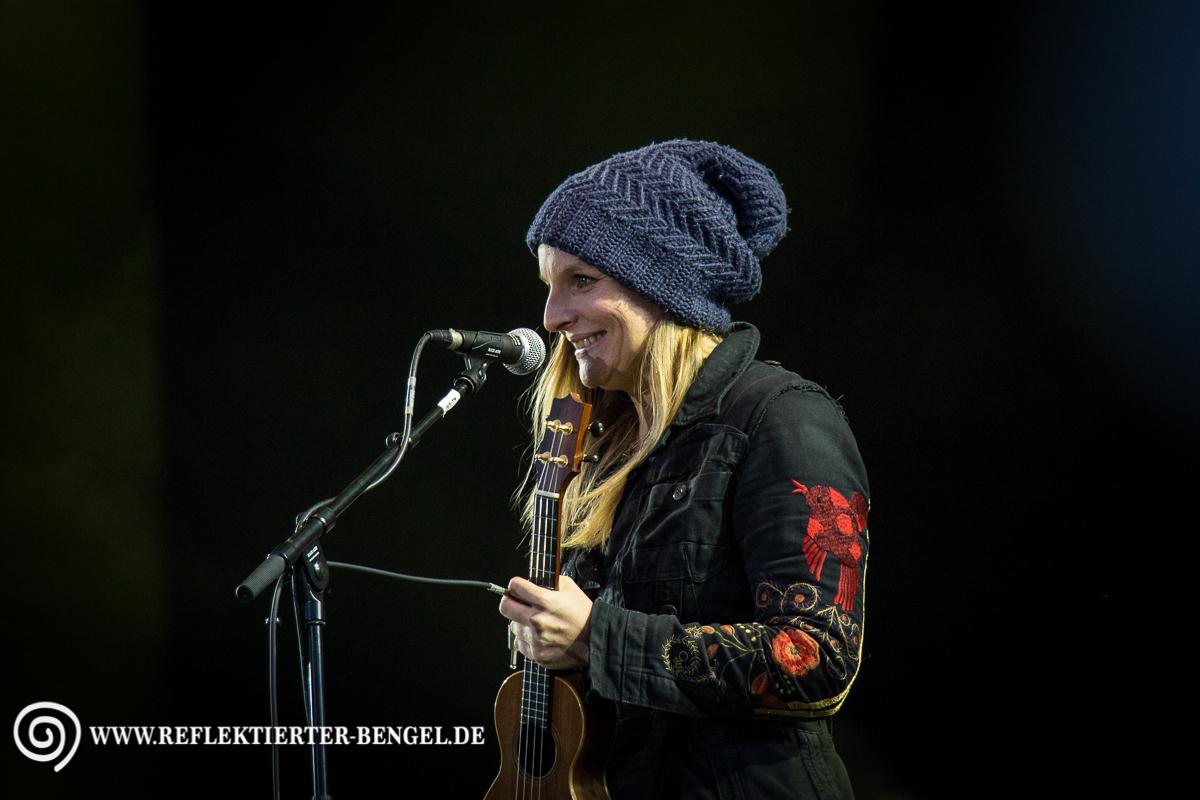 11.10.15 München - Konzert: Wir Stimmen für geflüchtete Judith Holofernes