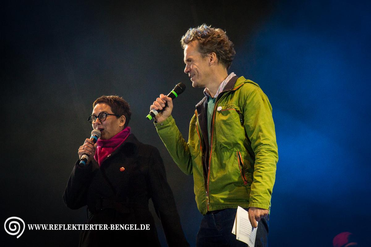 11.10.15 München - Konzert: Wir Stimmen für geflüchtete Bellevue di Monaco
