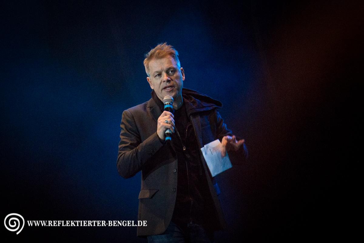 11.10.15 München - Konzert: Wir Stimmen für geflüchtete Michael Mittermeier