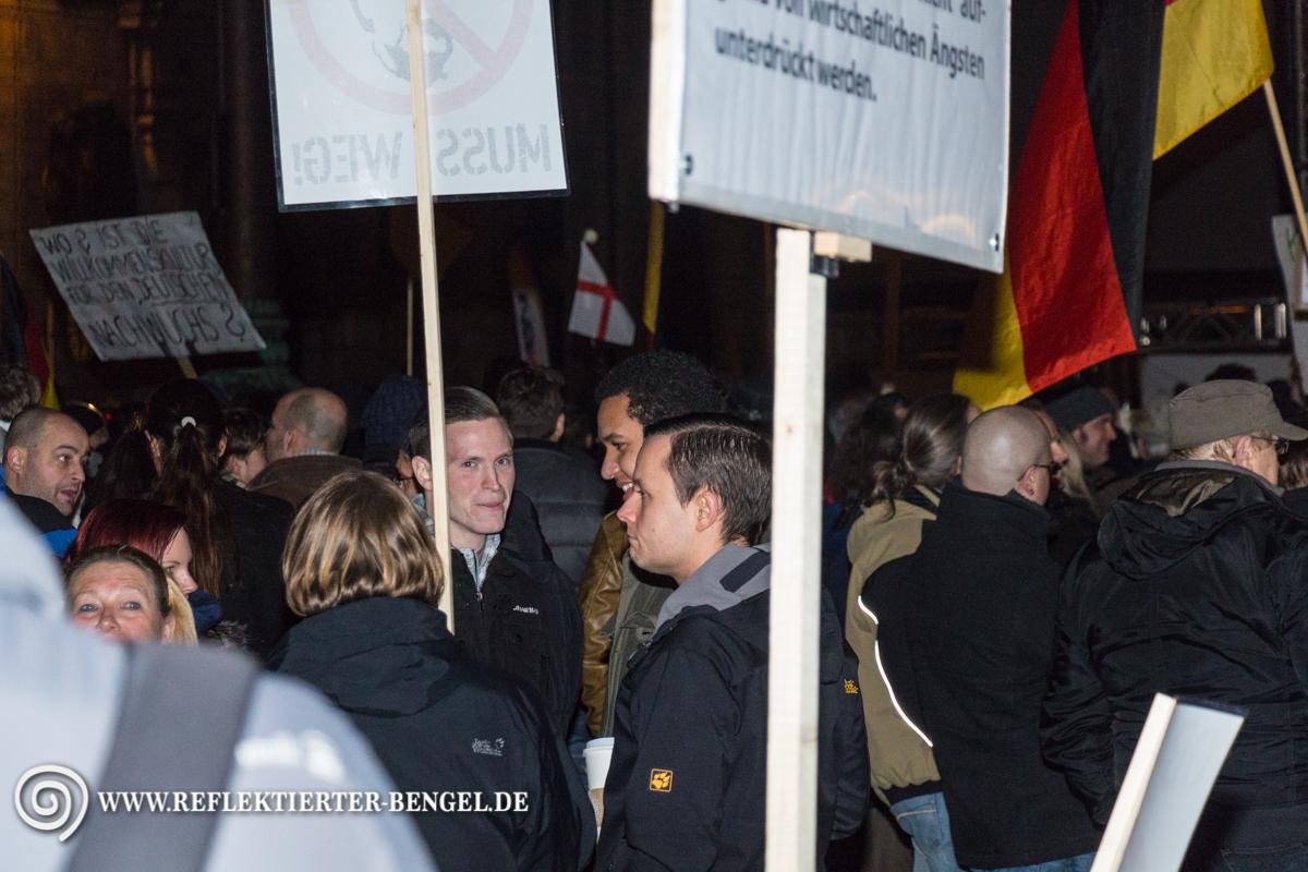 Die Rechte Phillip Hasselbach Tobias Roidl Pegida München