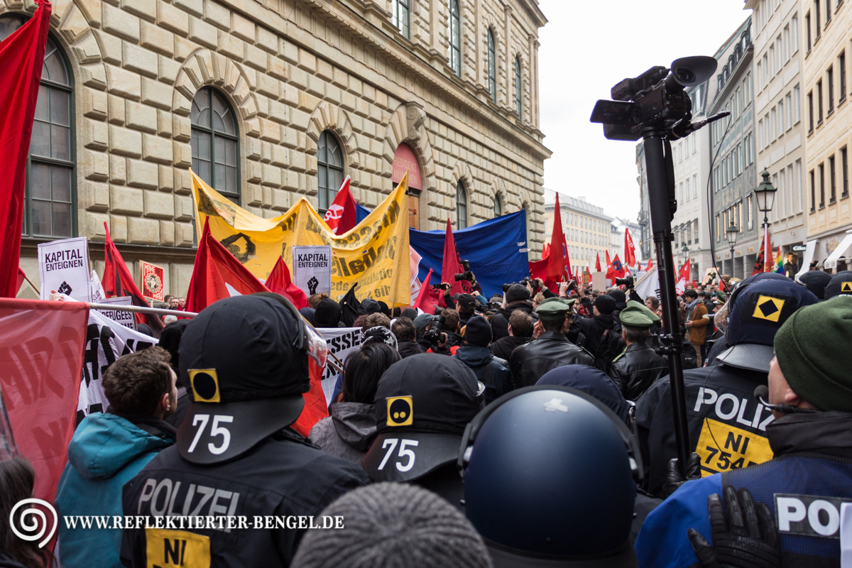 13.02.16 München - Demo gegen die Sicherheitskonferenz