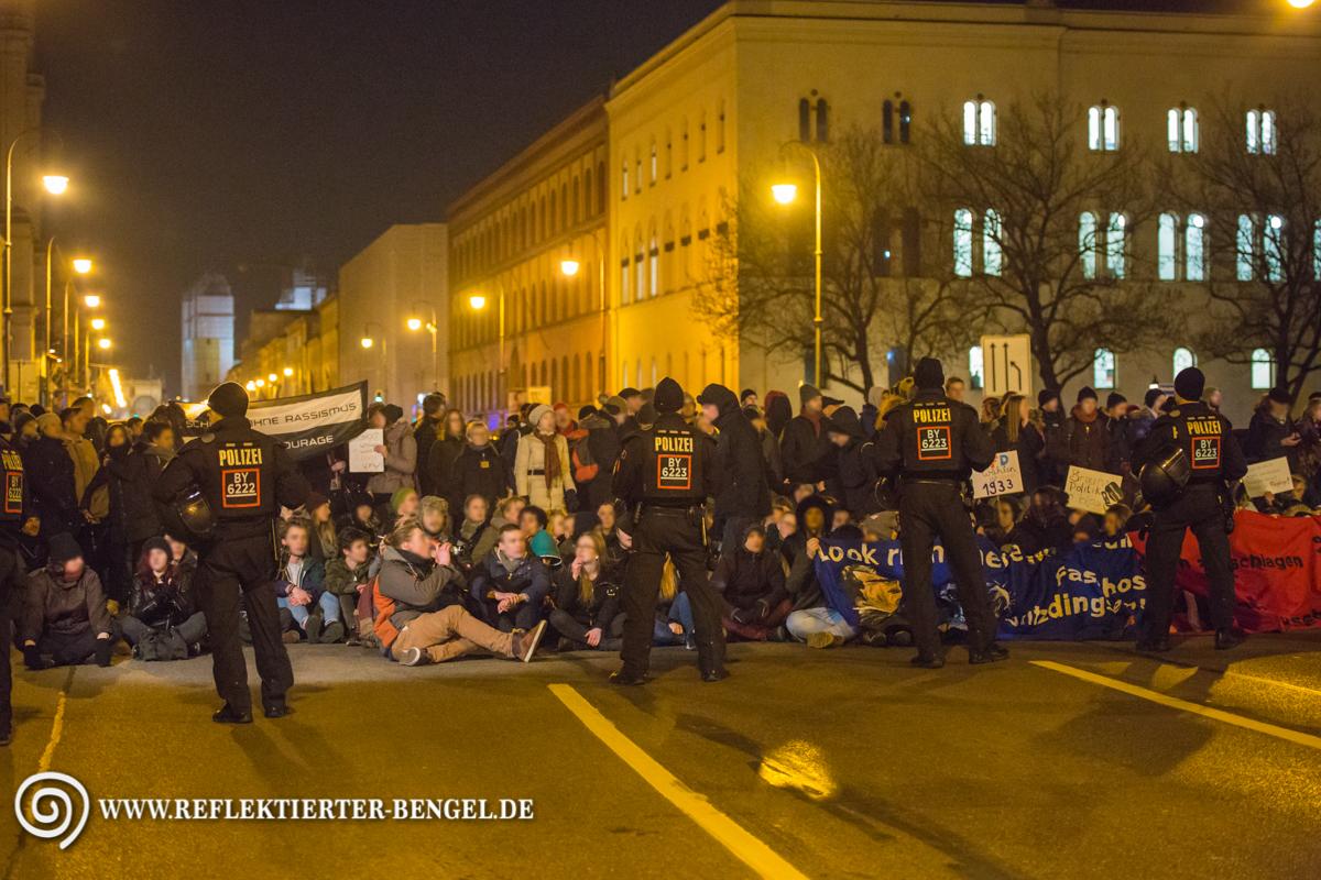 14.03.16 München - Pegida München