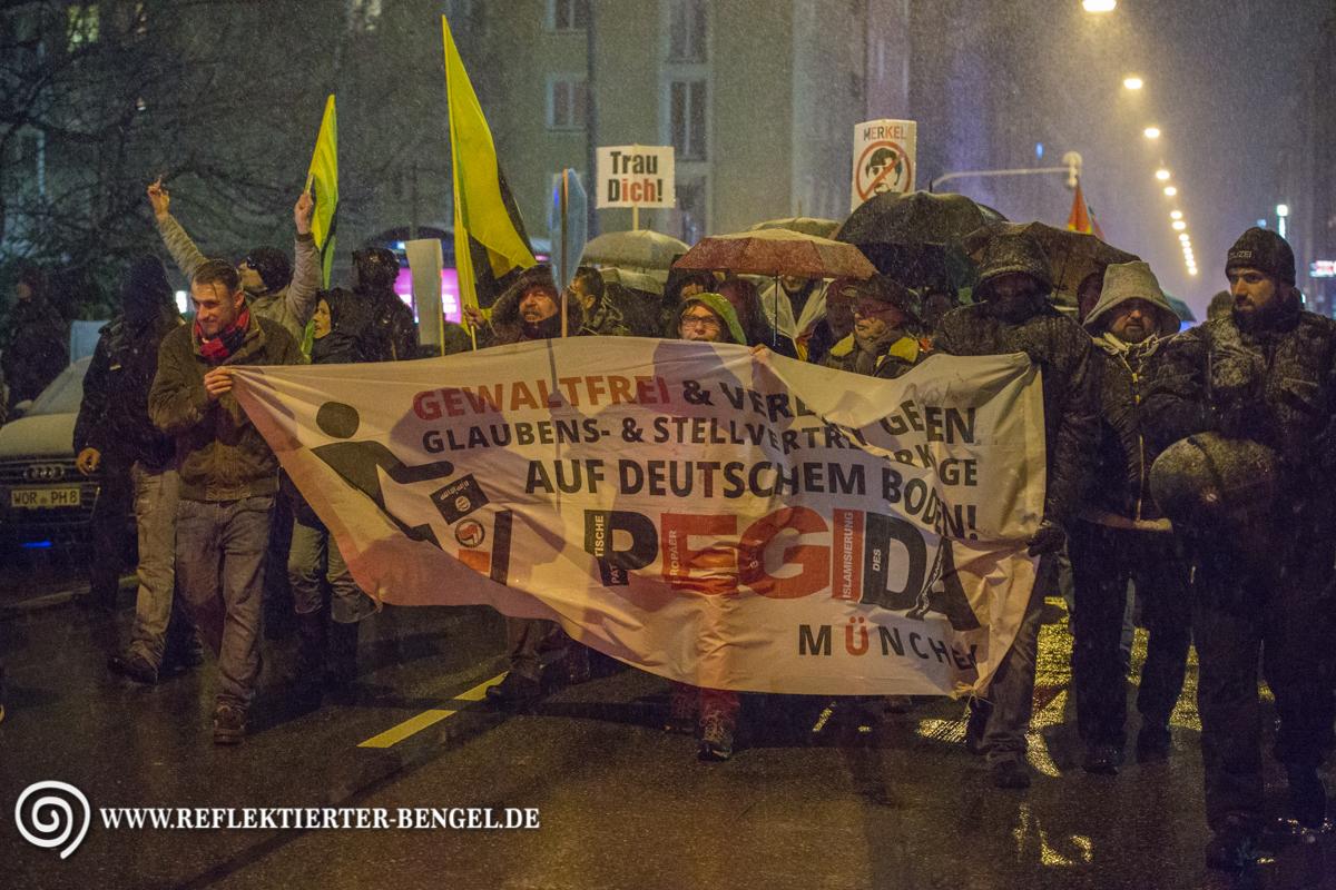 29.02.16 Pegida München