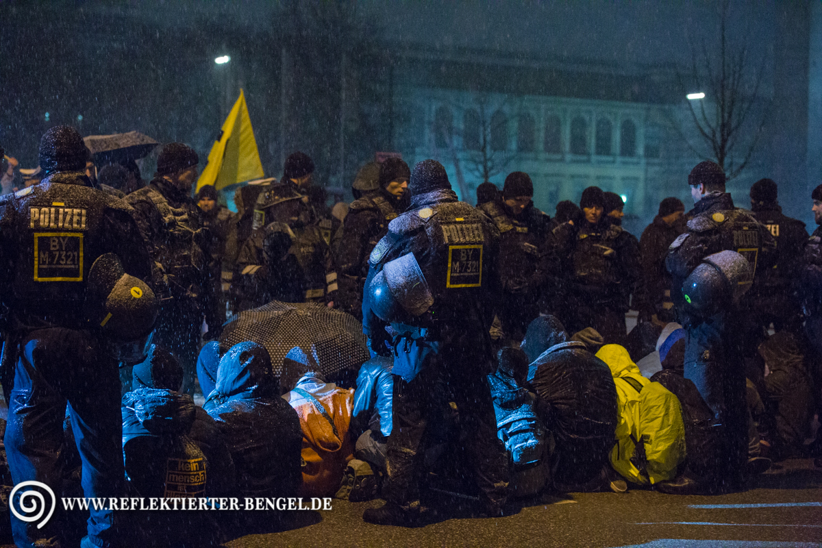 29.02.16 München - Pegida München