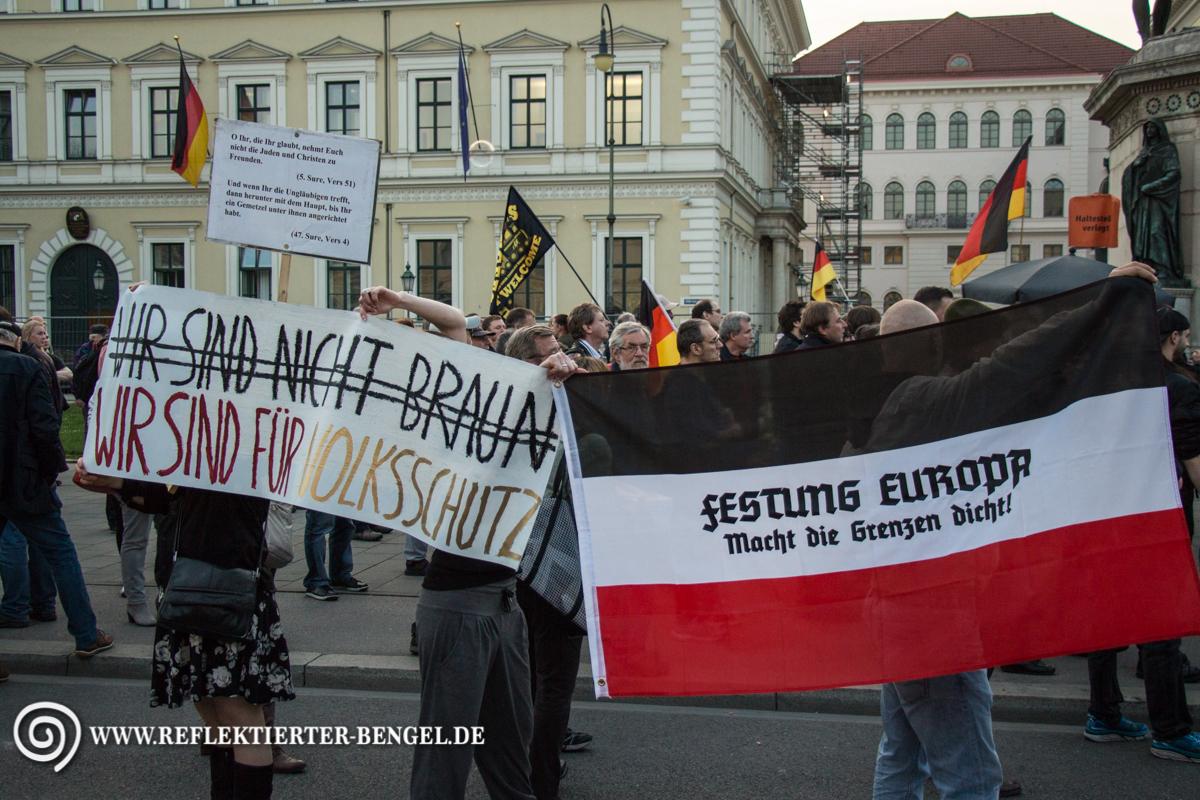 04.04.16 München - Pegida München