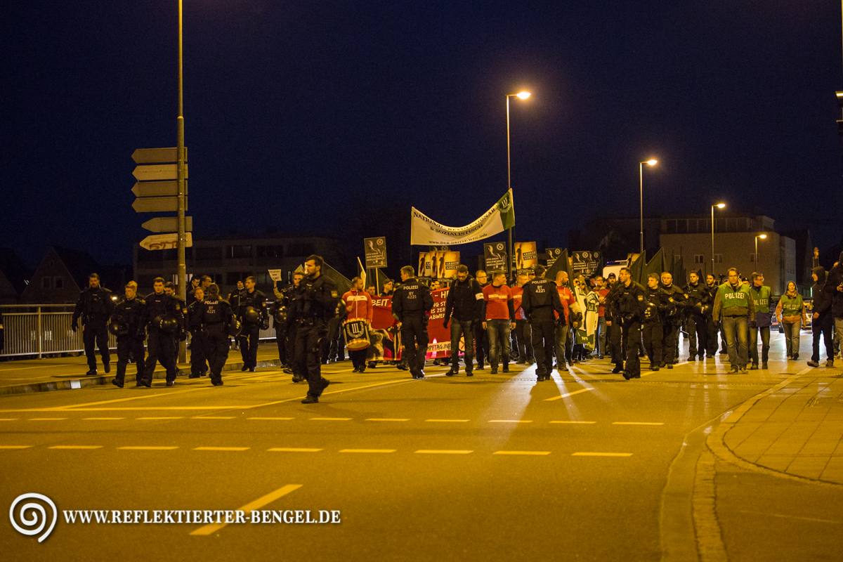 09.04.16 Der III. Weg Demonstration Ingolstadt