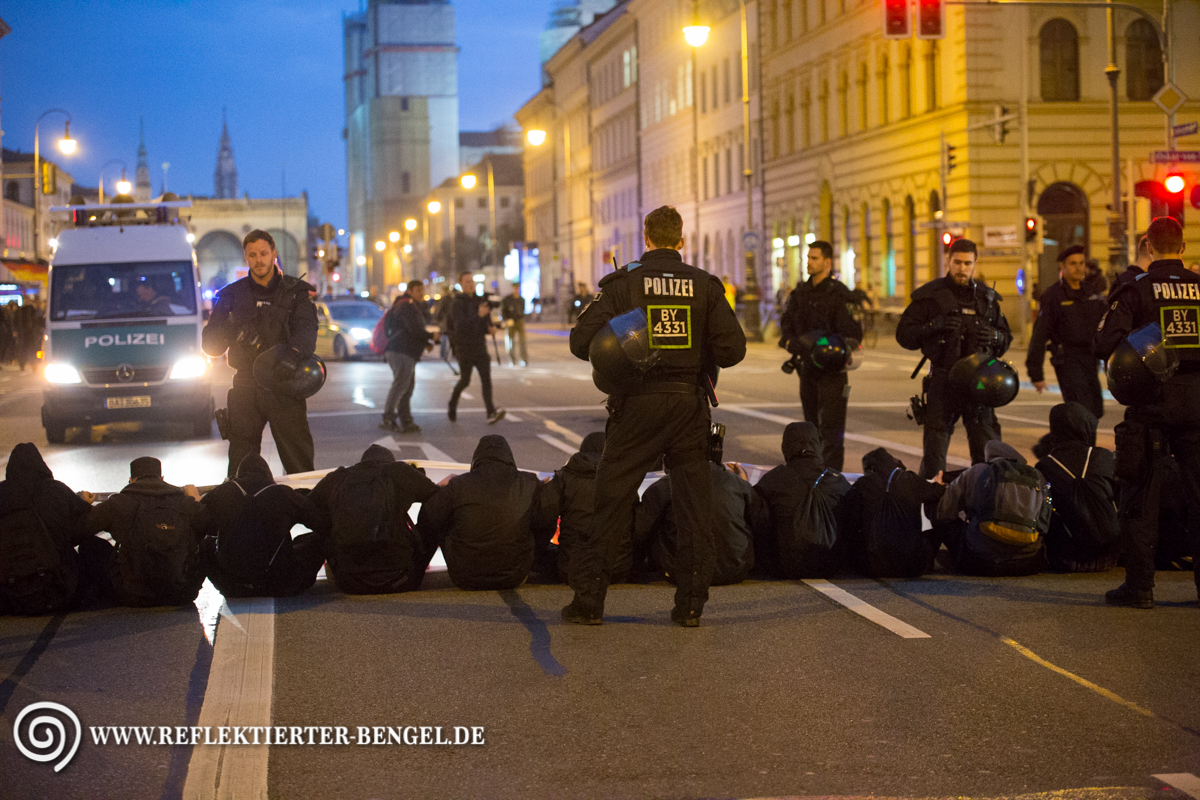 11.04.16 München - Pegida München
