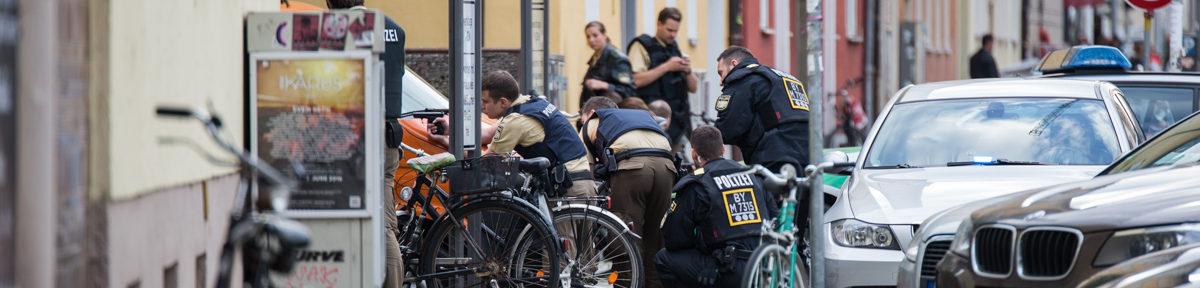 München – Sorgerechtsstreit endet in Schusswechsel