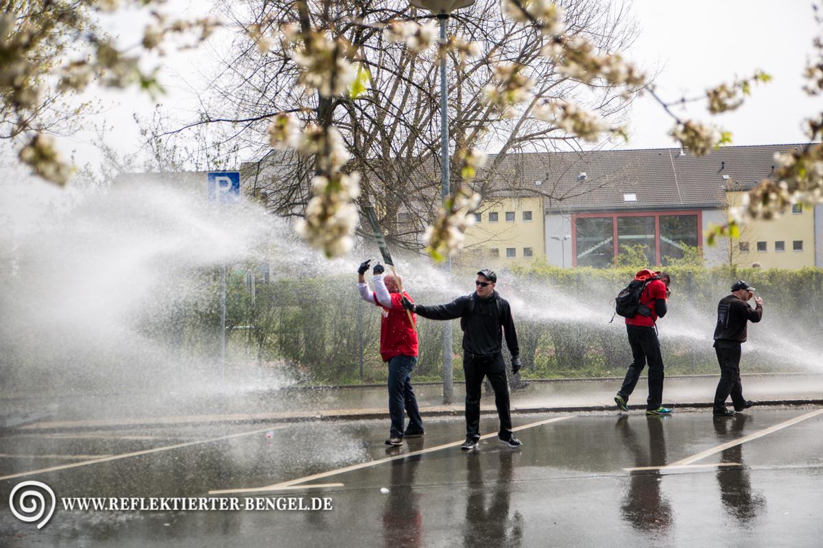 01.05.16 Plauen - Naziaufmarsch und Gegenproteste