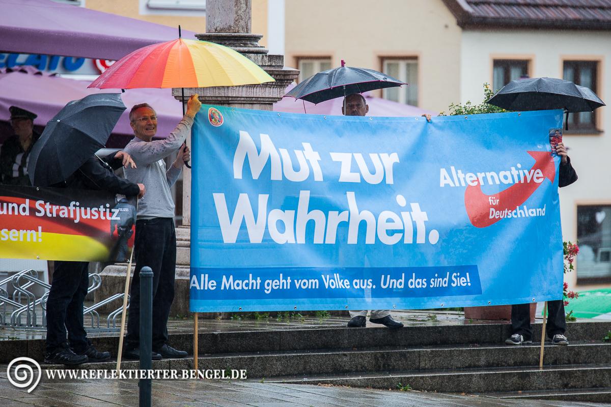 13.07.16 Wartenberg - AfD Kundgebung, Franz Arnold