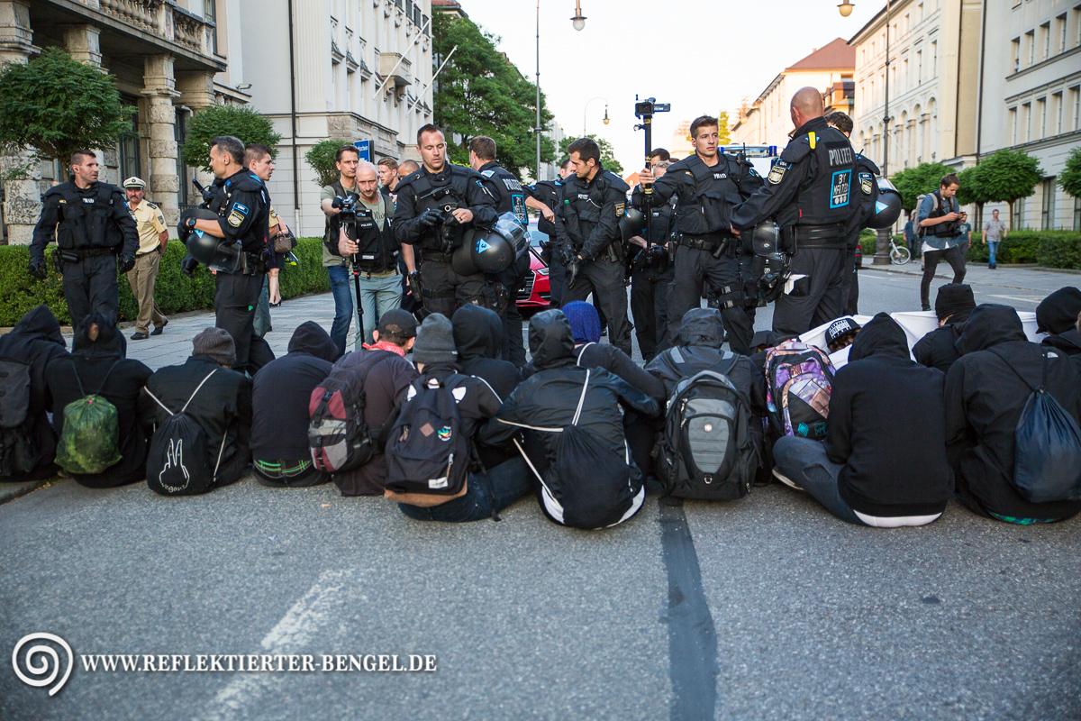 18.07.16 München - Pegida München