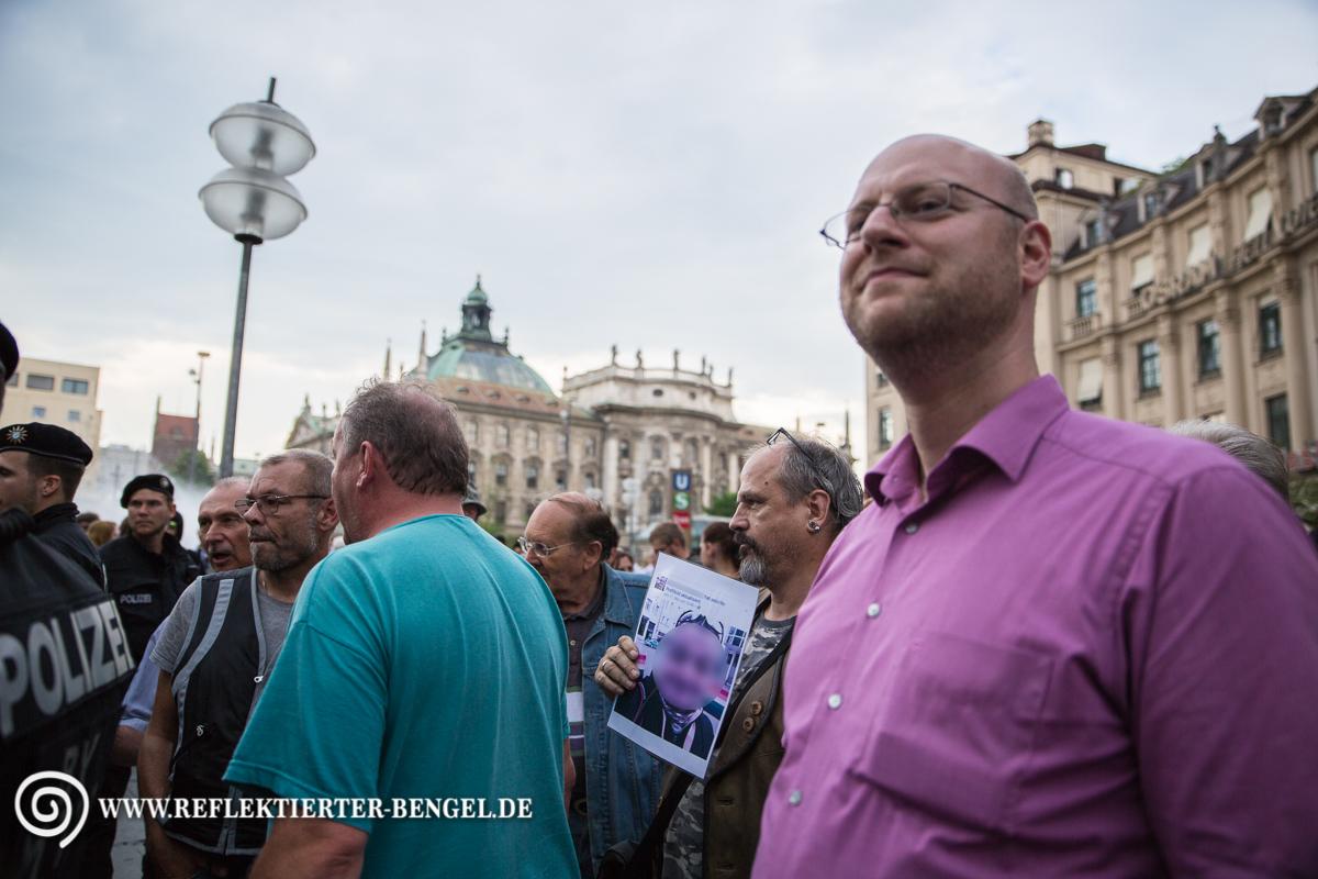 25.07.16 München - Pegida München