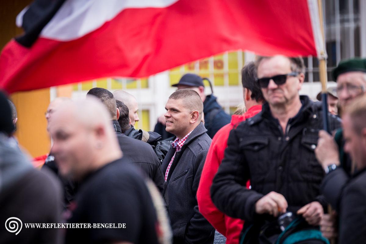 01.05.17 Halle - Neonaziaufmarsch und Gegenproteste, Alexander Kurth