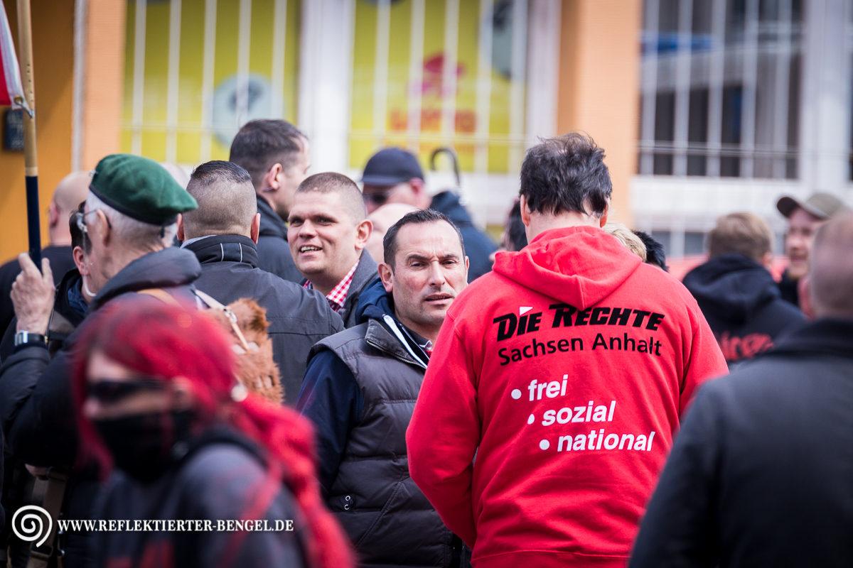 01.05.17 Halle - Neonaziaufmarsch und Gegenproteste, Alexander Kurth, Stephane Simon