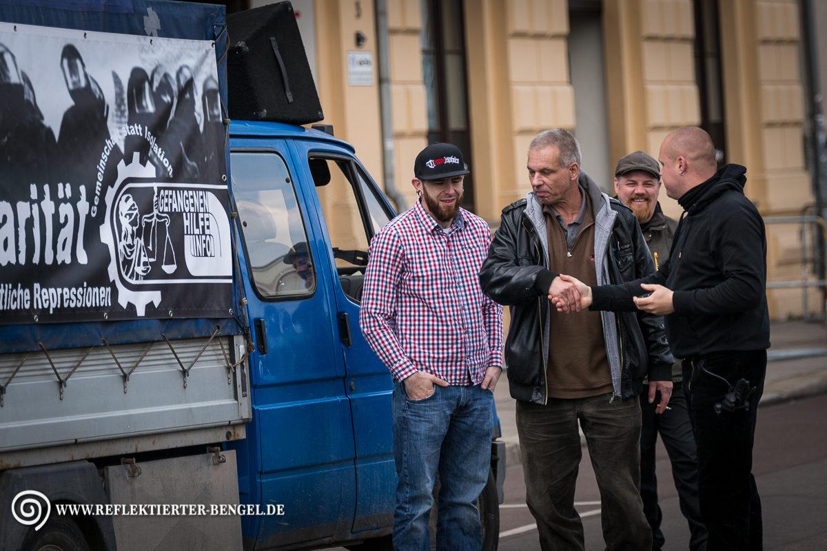 01.05.17 Halle - Neonaziaufmarsch und Gegenproteste, Christian Worch