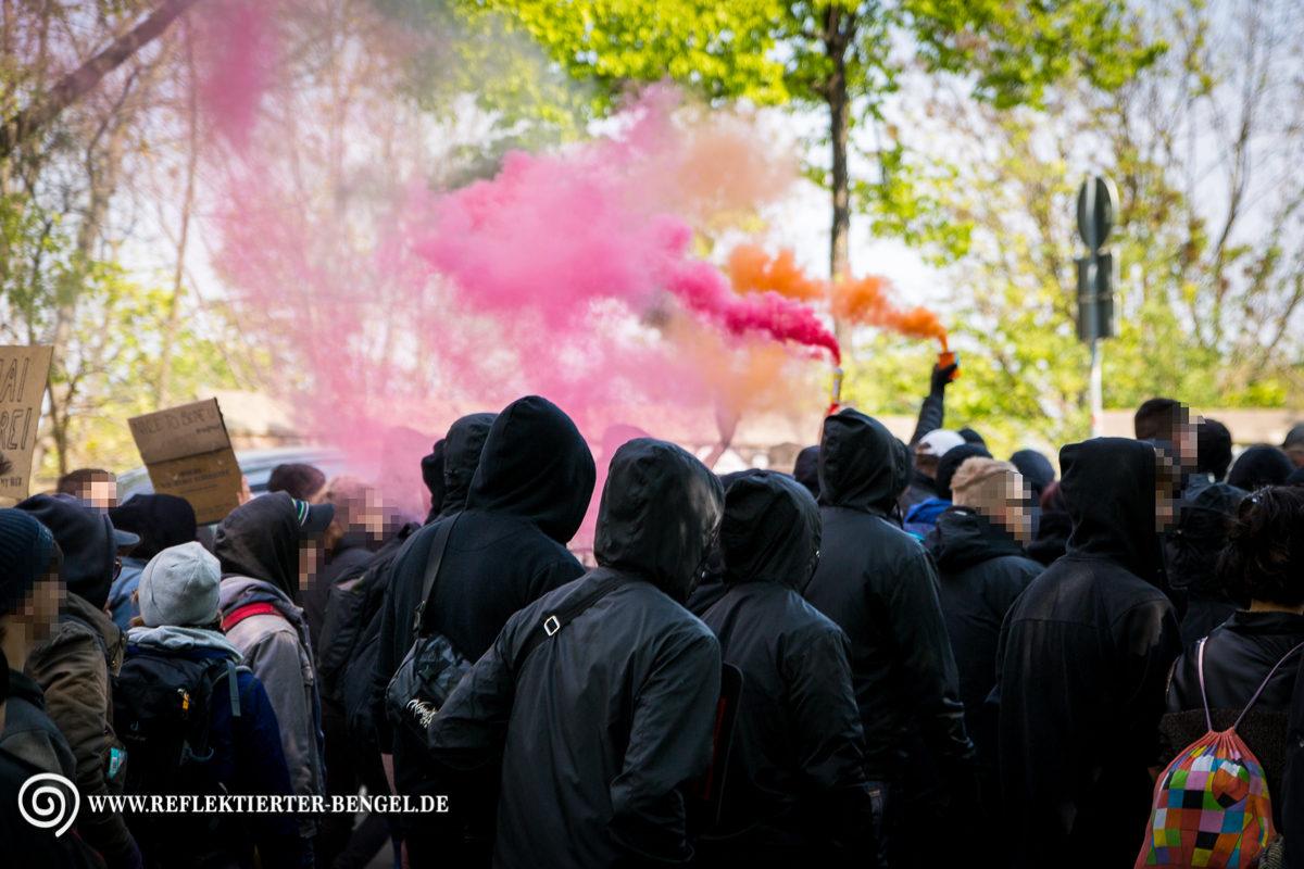 01.05.17 Halle - Neonaziaufmarsch und Gegenproteste