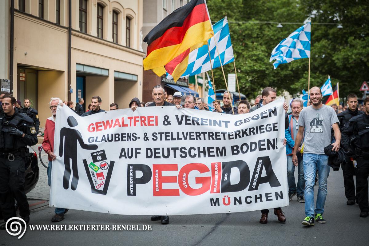 24.07.17 München - Pegida München