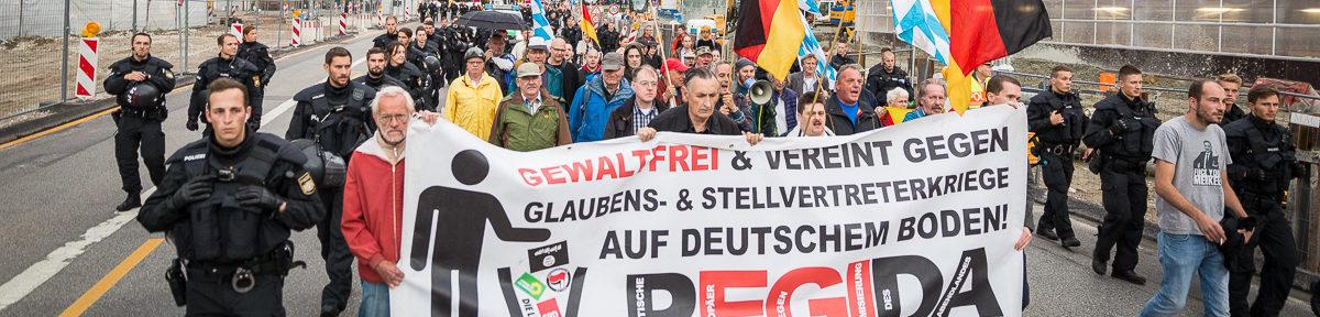 """""""München muss wieder die Hauptstadt der Bewegung werden"""""""