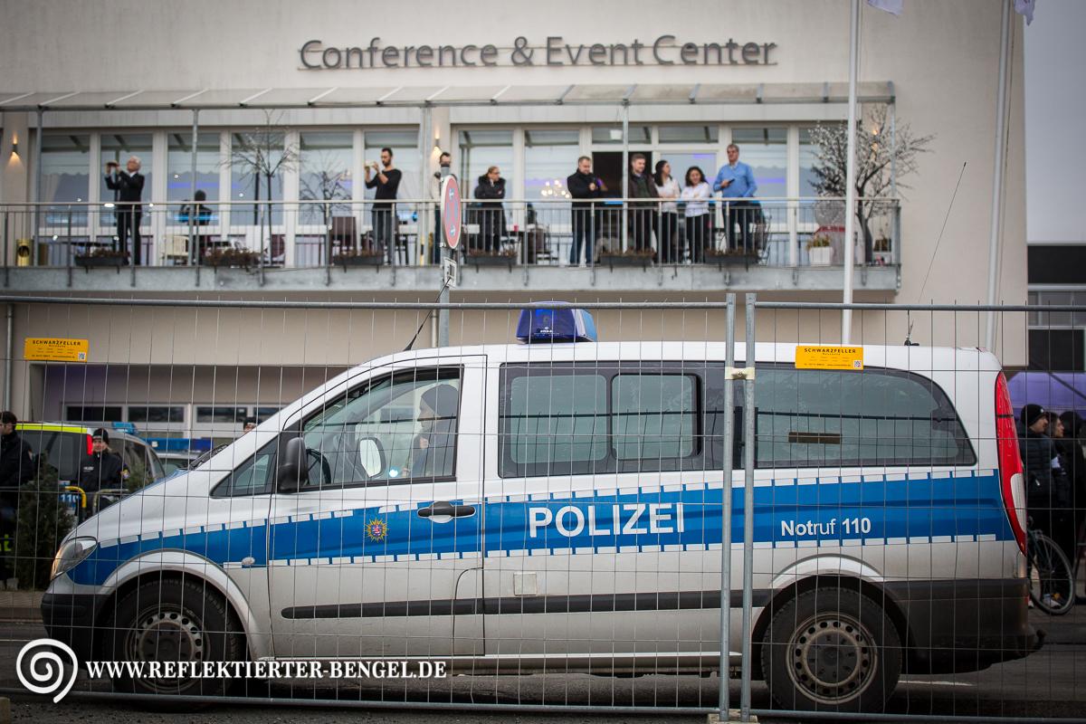 """20.01.18 Frankfurt - Proteste gegen """"Demo für alle"""" Symposi"""