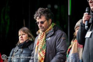 17.03.18 Hannover - Newroz Demo für Afrin Dieter Dehm
